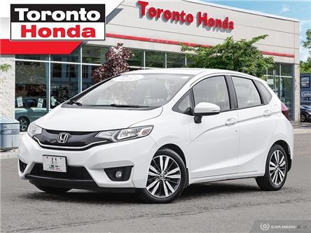 2016 Honda Fit EX-L (Stk: H39993L) in Toronto - Image 1 of 27
