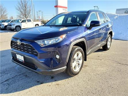 2019 Toyota RAV4 XLE (Stk: P2405) in Bowmanville - Image 2 of 25
