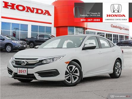2017 Honda Civic LX (Stk: 20655A) in Cambridge - Image 1 of 27