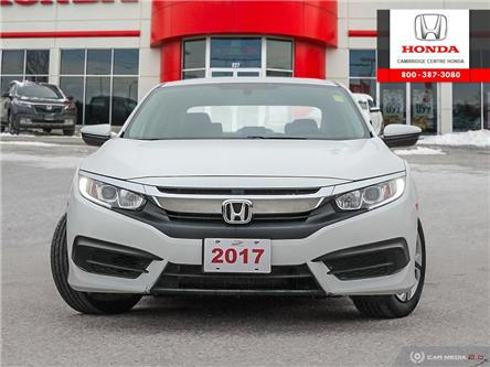 2017 Honda Civic LX (Stk: 20655A) in Cambridge - Image 2 of 27
