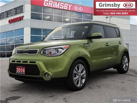 2016 Kia Soul EX+ (Stk: D3714A) in Grimsby - Image 1 of 26