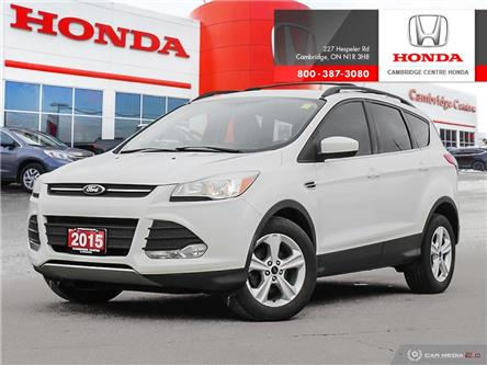 2015 Ford Escape SE (Stk: U4993A) in Cambridge - Image 1 of 27
