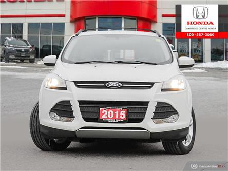 2015 Ford Escape SE (Stk: U4993A) in Cambridge - Image 2 of 27