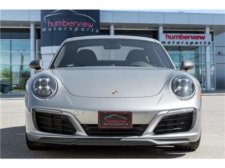 2018 Porsche 911 Carrera T (Stk: 19HMS821) in Mississauga - Image 2 of 24