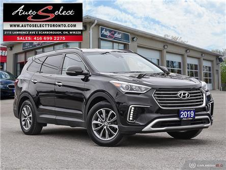2019 Hyundai Santa Fe XL Preferred (Stk: 1X9LF37) in Scarborough - Image 1 of 28