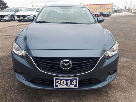 2014 Mazda MAZDA6 GS (Stk: P5964A) in Milton - Image 2 of 12