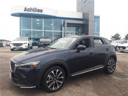 2019 Mazda CX-3 GT (Stk: H1994A) in Milton - Image 1 of 11