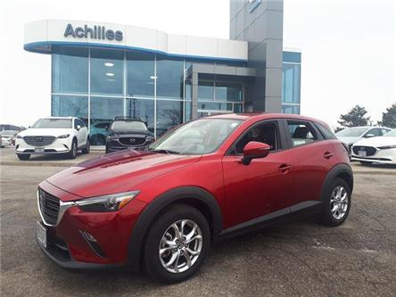 2019 Mazda CX-3 GS (Stk: L1030) in Milton - Image 1 of 11