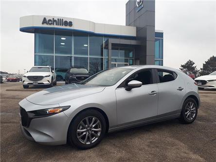 2019 Mazda Mazda3 Sport GS (Stk: A9508) in Milton - Image 1 of 11