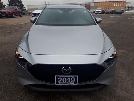 2019 Mazda Mazda3 Sport GS (Stk: A9508) in Milton - Image 2 of 11