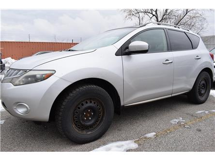 2009 Nissan Murano LE (Stk: 136918T) in Brampton - Image 1 of 17