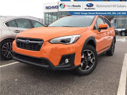 2020 Subaru Crosstrek Sport w/Eyesight (Stk: 34260) in RICHMOND HILL - Image 1 of 21