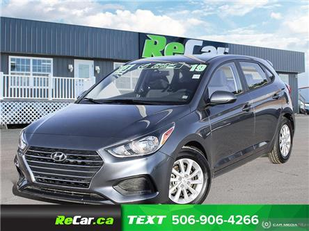 2019 Hyundai Accent Preferred (Stk: 200230A) in Fredericton - Image 1 of 22