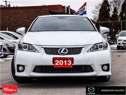 2013 Lexus CT 200h Base (Stk: Q190584A) in Markham - Image 2 of 30