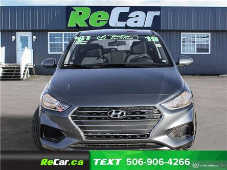 2019 Hyundai Accent Preferred (Stk: 200230A) in Fredericton - Image 2 of 22