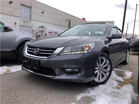 2014 Honda Accord Touring (Stk: 59357A) in Scarborough - Image 1 of 21