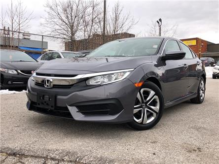 2016 Honda Civic LX (Stk: 59236A) in Scarborough - Image 1 of 19