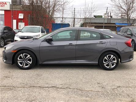 2016 Honda Civic LX (Stk: 59236A) in Scarborough - Image 2 of 19