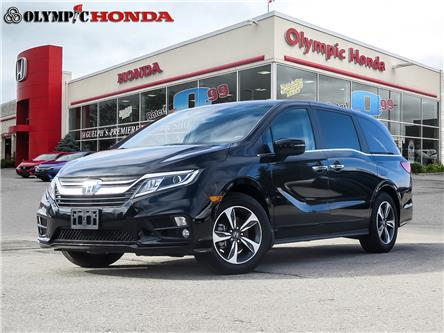 2019 Honda Odyssey EX (Stk: O8403A) in Guelph - Image 1 of 25