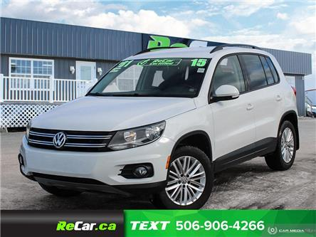 2015 Volkswagen Tiguan Special Edition (Stk: 200154A) in Saint John - Image 1 of 23