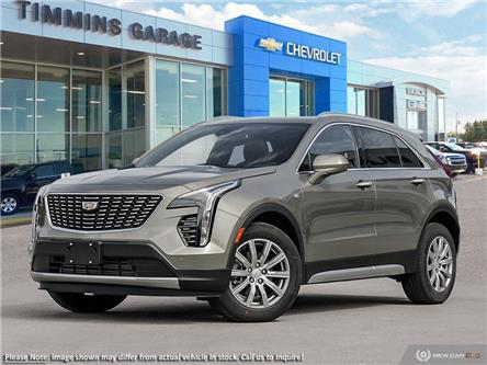 2020 Cadillac XT4 Premium Luxury (Stk: 20303) in Timmins - Image 1 of 11