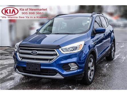 2017 Ford Escape SE (Stk: P1109) in Newmarket - Image 1 of 21
