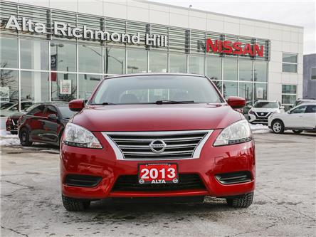 2013 Nissan Sentra 1.8 SV (Stk: RY20R135A) in Richmond Hill - Image 2 of 22