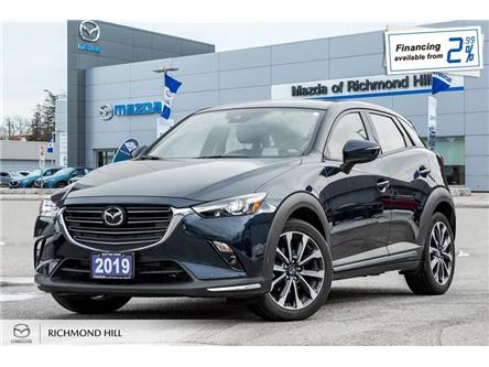 2019 Mazda CX-3 GT (Stk: 20-165A) in Richmond Hill - Image 1 of 20