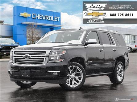 2020 Chevrolet Tahoe Premier (Stk: TA000164) in Tilbury - Image 1 of 27