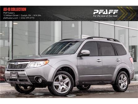 2010 Subaru Forester 2.5 X Limited Package (Stk: SU0156) in Guelph - Image 1 of 12