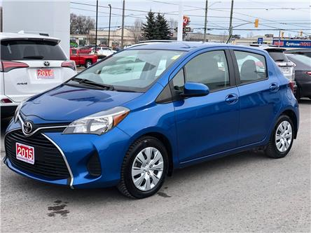 2015 Toyota Yaris LE (Stk: W4915B) in Cobourg - Image 1 of 17