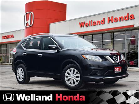 2015 Nissan Rogue S (Stk: U6741) in Welland - Image 1 of 17