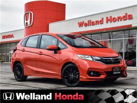 2020 Honda Fit Sport (Stk: N20129) in Welland - Image 1 of 25