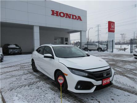 2018 Honda Civic Sport Touring (Stk: 27968A) in Ottawa - Image 2 of 19