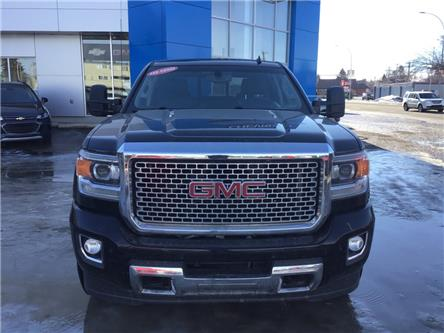 2015 GMC Sierra 2500HD Denali (Stk: 143648) in Brooks - Image 2 of 20