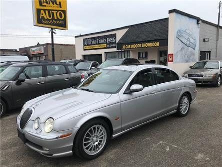 2003 Jaguar S-Type 4.2L V8 (Stk: 71806) in Etobicoke - Image 1 of 17