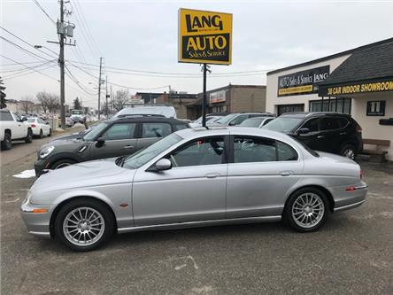 2003 Jaguar S-Type 4.2L V8 (Stk: 71806) in Etobicoke - Image 2 of 17