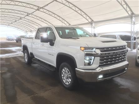 2020 Chevrolet Silverado 2500HD LTZ (Stk: 181475) in AIRDRIE - Image 1 of 55