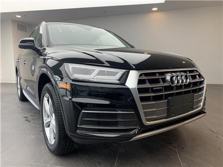 2020 Audi Q5 45 Progressiv (Stk: 51380) in Oakville - Image 1 of 19