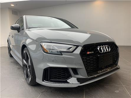 2020 Audi RS 3 2.5T (Stk: 51411) in Oakville - Image 1 of 21