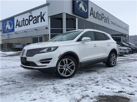 2017 Lincoln MKC Reserve (Stk: 17-00217MB) in Barrie - Image 1 of 30