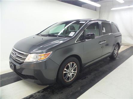 2012 Honda Odyssey EX-L (Stk: 502871) in Vaughan - Image 1 of 6