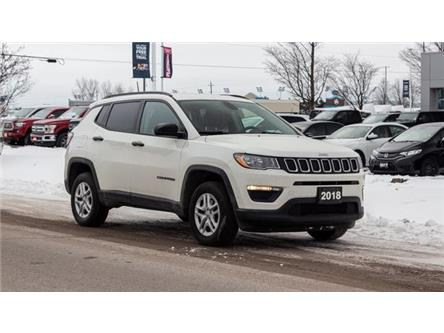 2018 Jeep Compass Sport (Stk: 43274AUX) in Innisfil - Image 1 of 18