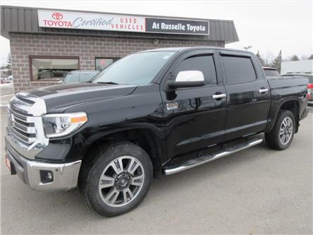 2018 Toyota Tundra  (Stk: U7533) in Peterborough - Image 1 of 23