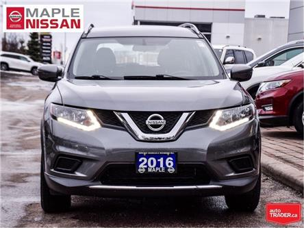 2016 Nissan Rogue S|Bluetooth|Backup Camera|Keyless Entry (Stk: UM1691) in Maple - Image 2 of 21