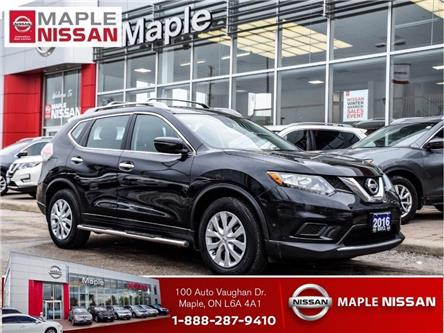 2016 Nissan Rogue S|Backup Camera|Bluetooth|Appearance Package (Stk: UM1696) in Maple - Image 1 of 21