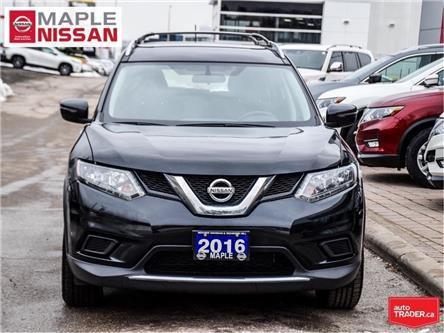 2016 Nissan Rogue S|Backup Camera|Bluetooth|Appearance Package (Stk: UM1696) in Maple - Image 2 of 21