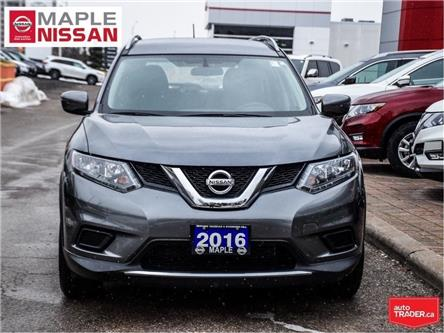 2016 Nissan Rogue S|Bluetooth|Backup Camera|Appearance Package (Stk: UM1689) in Maple - Image 2 of 19