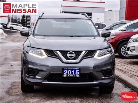 2015 Nissan Rogue AWD|Backup Camera|Bluetooth|Keyless Entry (Stk: UM1681) in Maple - Image 2 of 22