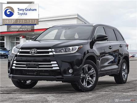 2019 Toyota Highlander Limited (Stk: D11664) in Ottawa - Image 1 of 28